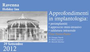 implantologia ecm